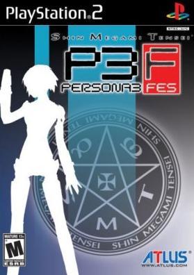 Descargar Shin Megami Tensei Persona 3 FES [English] por Torrent